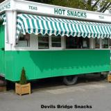 Devil's Bridge Snacks, Kirkby Lonsdale