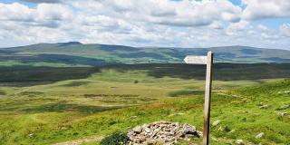 The Three Peaks, North Yorkshire