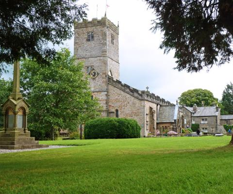 St Mary's Church, Kirkby Lonsdale