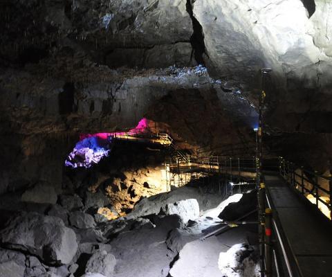White Scar Cave