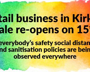 Retail business in Kirkby Lonsdale re-opens on 16th June