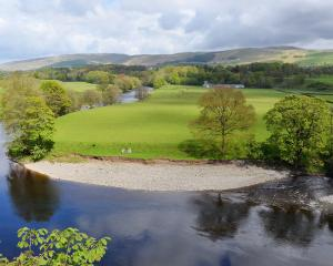 Ruskin's View, Kirkby Lonsdale © SJR Photography
