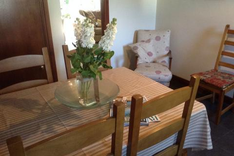 Jasmine Cottage, Kirkby Lonsdale - dining room