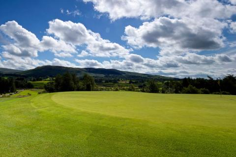 Kirkby Lonsdale Golf Club - the view