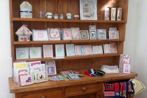 Valerie Anne Crafts in Kirkby Lonsdale